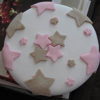 Stars, Stars, Stars This was my 2nd attempt at fondant it came out ok could be better.... i like it though