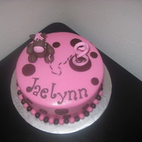 The Horse Lover Girlie Cake   Gumpaste/fondant mix horse and 8 complete with the lasso. TFL!