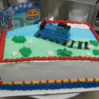 Thomas The Train!!!