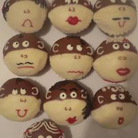 12 Little Monkeys Just fun for the kids, with a jersey caramel in the middle (and who woulda thought, they hated the caramels in there!). Thanks to...