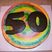 Tye-Dyed 50th Birthday!