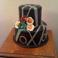 Vintage Just a cutsey cake