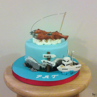 Alaskan Fishing Cake