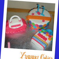 Girly Cakes!!