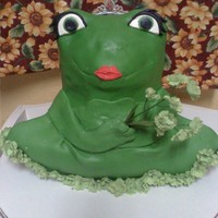 Lady Frog
