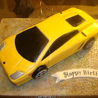 Lamborghini Gallardo this is my first try at making a car.. and i couldn't have picked a more detailed one.. all is cake except for the tires which are RKT...