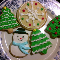 A Handful Of Christmas Cookies My first upload ... be gentle with me ;)