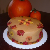 Our Thanksgiving Cake