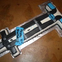Pogo Stick Cake I really wish I could say I got my inspiration from the other pogo stick cakes on CC...But there wasn't ANY!!! Or anywhere else on the...
