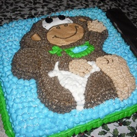 Baby Shower Monkey