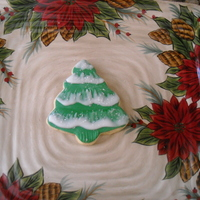Christmas Cookies: Tree, Elf, Snowflake Thanks to grandmomof1 for the inspiration for the trees, and endymion for inspiration of the elf.