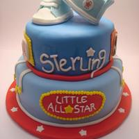 All Star Baby Boy   this one was my gift to one of friends on her baby shower.. she loved it!