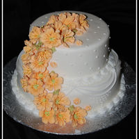 Wilton - Petunia Cake My finale cake for course 3