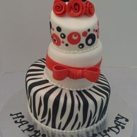 Topsy Turvy,animal Print, Zebra Print,whimsical