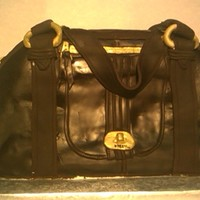 Fossil Purse FOSSIL PURSE CAKE FOR A 21ST BDAY
