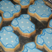 Onesie Cookies   NFSC and antonias royal icing recipes