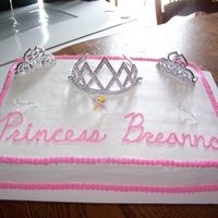 Princess Cake I made this for a friend' daughter for her birhtday. She really liked it.