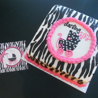 Zebra Baby Shower - All Buttercream This cake is a yellow cake iced and decorated all in buttercream. It was designed to match the baby shower invitation (left). Thanks for...