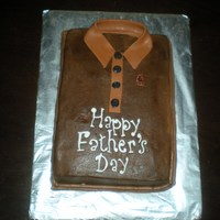 Father's Day Polo Cake I made this cake for my hubby and my dad. It's a white vanilla butterum cake with vanilla buttercream icing. I was inspired by several...