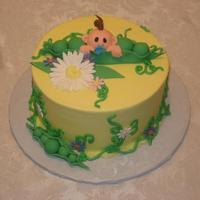 Peapod   Based on all the great baby in a peapod cakes on here! :)