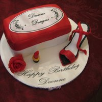 Romantic Birthday The cake is chocolate fudge, filling white chocolate bc with rasberry preserves mixed with chambord, white chocolate ganach and fondant and...