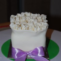 Purple Mini Cake