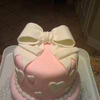 Wedding Shower Love Cake