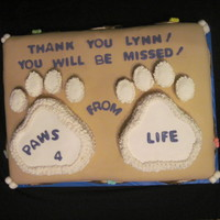 Paws 4 Life Huge. This was fun! Loved making the little dog faces. :)