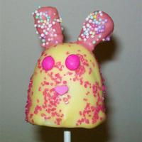 Bunny Pop Cake Pop Bunny for Easter!