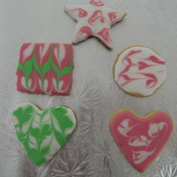 Bikkies NFSC with royal icingi wanted to give this royal icing technique a go after seeing Milkmaids beautiful cookies. I think my icing was a bit...