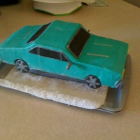 '67 Chevelle Grooms Cake I made this as a grooms cake for a co-worker of mine. I was happy with how it turned out, even though it was farily simple :) My first...