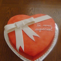 Sweet Hearth Cake i do this for valentine's day......!