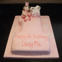 Fairy 1St Birthday