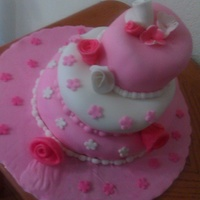 Topsy Turvy Cake This was my first attempt of this type of cake. A friend of mine wanted this cake and told me the same date so i tried to make the best I...