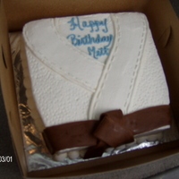 Aikido Did this cake for my son years ago