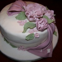 Mothers Day   From Wilton Fondant & Gumpaste Class