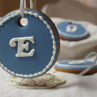 Cookies Inspired By Wedgwood