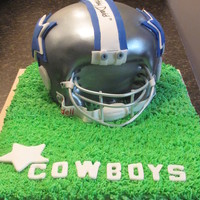 Birthday Cake   Cowboys