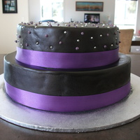 21St Birthday Two Tier