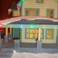 Gingerbread City 2010: A Christmas Story This was my entry fro the San Diego County Epilepsy Foundation's fundraiser Gingerbread City 2010. Based on the Christmas Classic: A...
