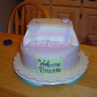 Welcome Brianna It was supposed to be a crib, but i didnt like the crib on it