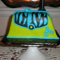 Travelling Purse Cake   This cake made it over 800 miles! I traveled with this one and a basketball cake that both made it safely to their destination. TFL