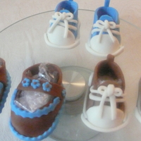 Converse Baby Shoes Made with MMF