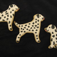 Dalmations Sugar cookie, RI