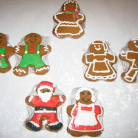 Gingerbread Couples Gingerbread, RI