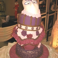Venetian Themed Cake By Kristia Perez-Rubio Baking Studio