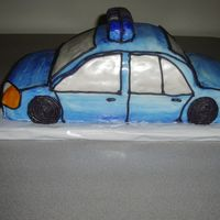 Police Car I'm not happy with the way it turned out, but my customer loved it. I think I could do a LOT better. It didn't come out like I...