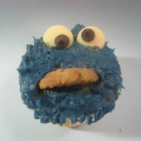 Cookie Monster So easy to do, and fun!!!