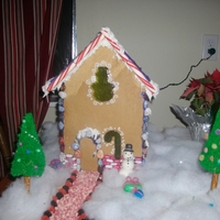 First Gingerbread