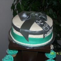Wedding Shower Cake